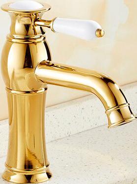 Baño de oro. bano de oro en saneamientos